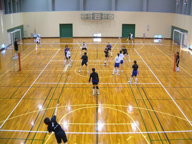 国際規格体育館 松ヶ丘アリーナ